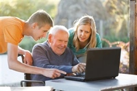 Website collects senior resources into one easy-to-access place
